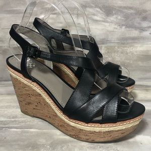 Vince Camuto Wedges size 8.5
